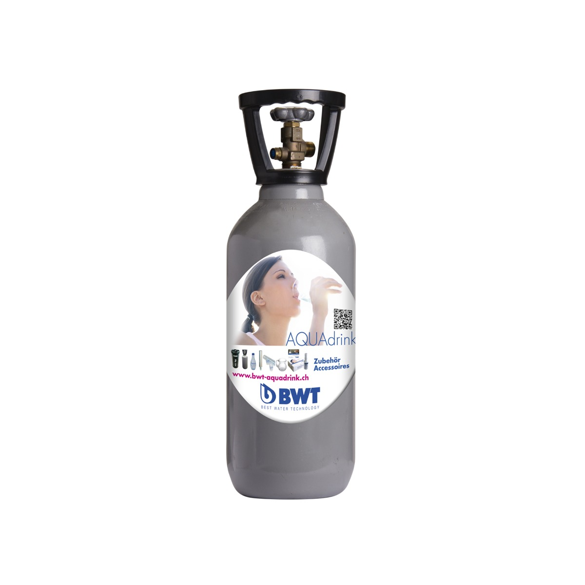 CO₂-Flaschen